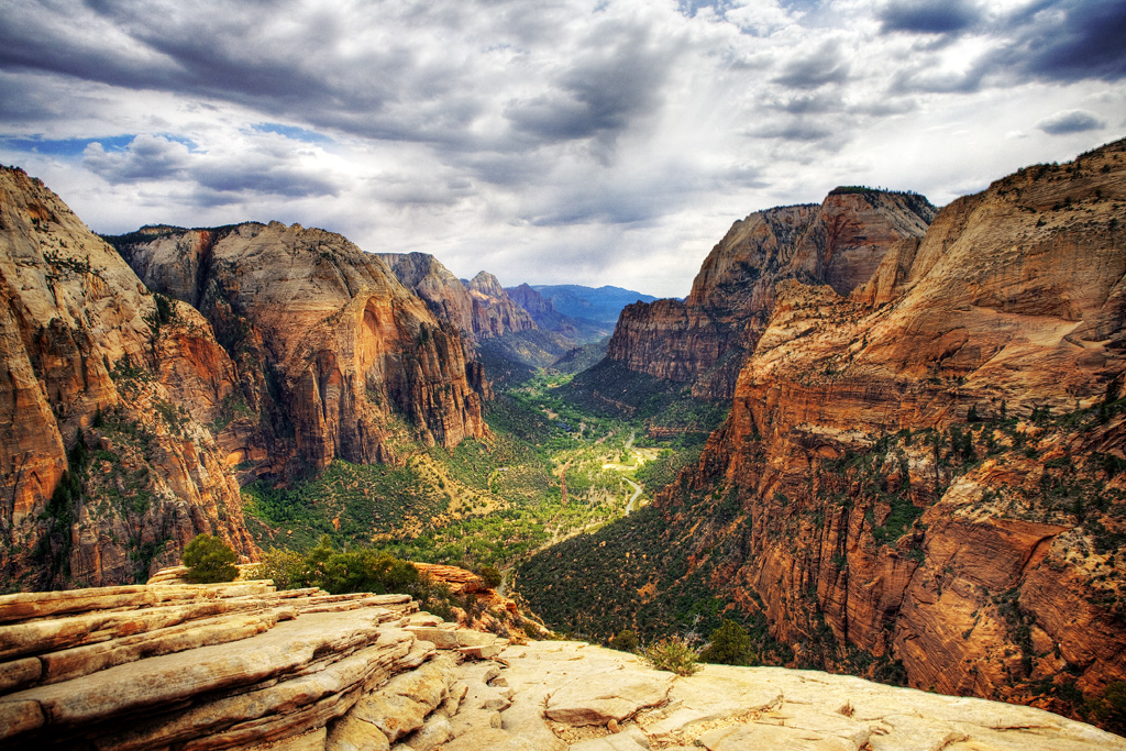 Zion - Canyon Overlook Trail